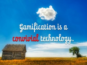 Yes, gamification is also on the list