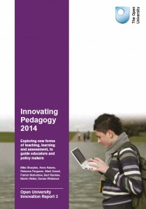 Open Pedagogy 2014