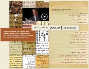 MOOC world literature
