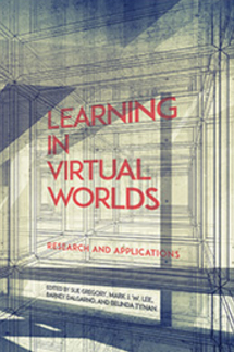 Learning in virtual worlds cover